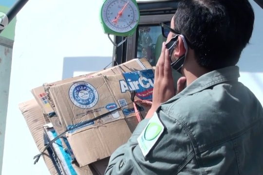 Bayar PBB di Bandung bisa pakai sampah