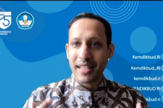 Nadiem Makarim terima hibah hak merek dagang 'Merdeka Belajar'