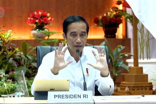 Presiden minta Pemprov Aceh pertahankan pengendalian COVID-19