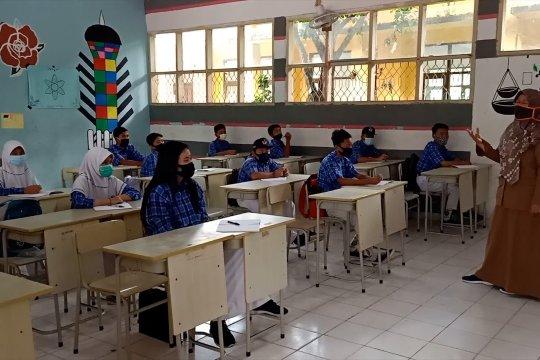 Sebanyak 33 sekolah di Cilegon uji coba belajar tatap muka