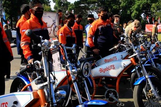 Sepeda motor  UTS diusulkan jadi kendaraan resmi di Sirkuit Mandalika
