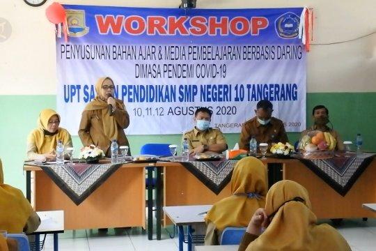 Disdik Kota Tangerang siapkan tiga pola pembelajaran di tengah pandemi