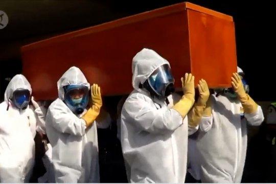 Indonesia peringkat ke-20 di Asia untuk jumlah kematian akibat COVID-19