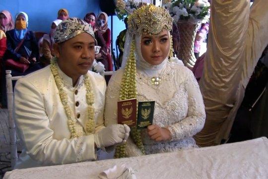 Pernikahan di tengah pandemi wajib terapkan protokol kesehatan