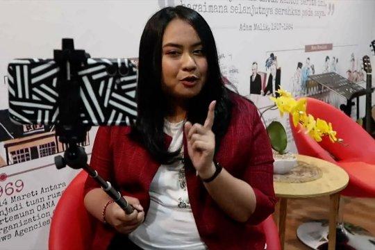Serunya menjajal lomba virtualdi hari kemerdekaan