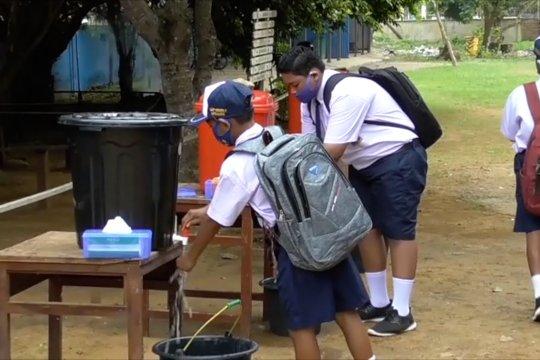 Sekolah dibuka, 289 siswa di Papua positif COVID-19