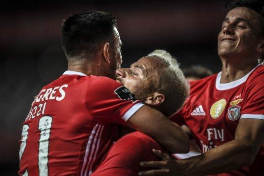 Benfica ditantang PAOK dalam kualifikasi Liga Champions