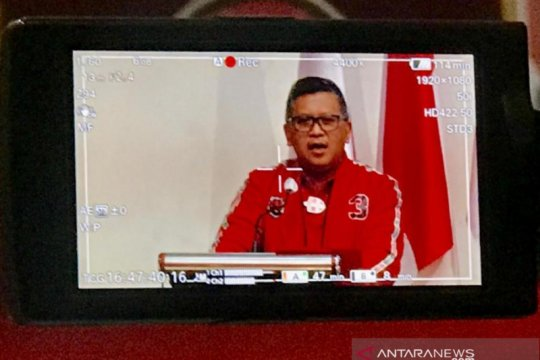 Hasto: PDIP solid bergerak menangkan Pilkada Surabaya
