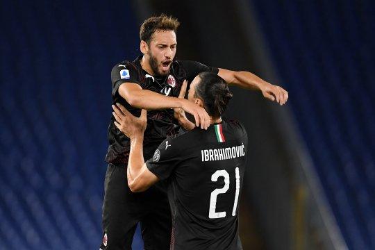 Ibrahimovic sebut Hakan Calhanoglu layak kenakan nomor 10 di AC Milan
