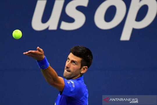 Djokovic mundur dari Paris Masters 2020