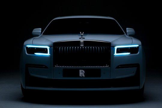 Rolls-Royce Ghost generasi kedua meluncur dengan mesin lebih besar