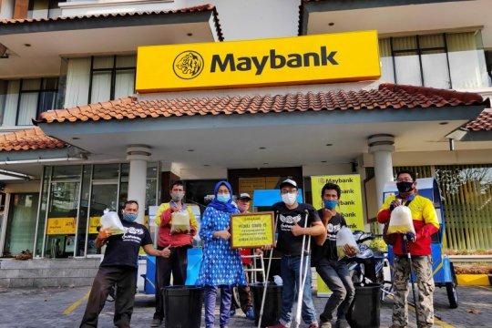 Di tengah pandemi, Maybank Indonesia raup laba Rp1,1 triliun