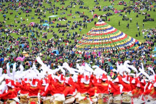 Pariwisata China 75 persen pulih