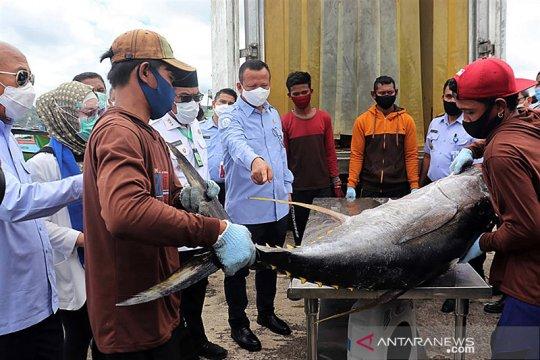 Edhy Prabowo : KKP serius kembangkan sektor kelautan Ambon