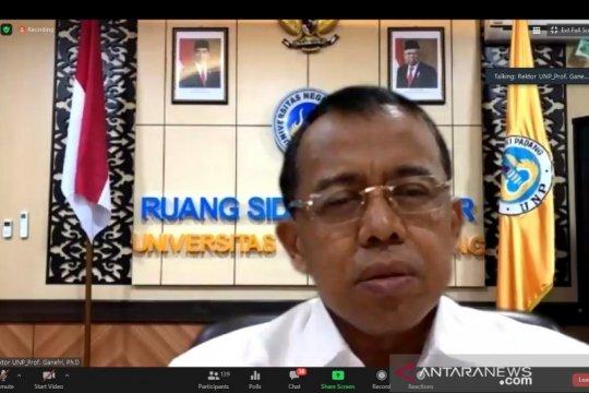 Rektor UNP: Nilai perdamaian harus ditanamkan sejak dini