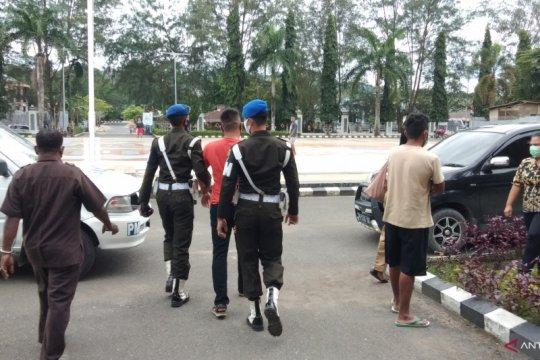 Oknum TNI AD berlaku arogan kepada petugas Satgas COVID-19 Sorong