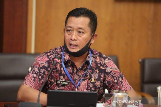 12 ASN di Bandung positif COVID-19 hasil tes usap masif