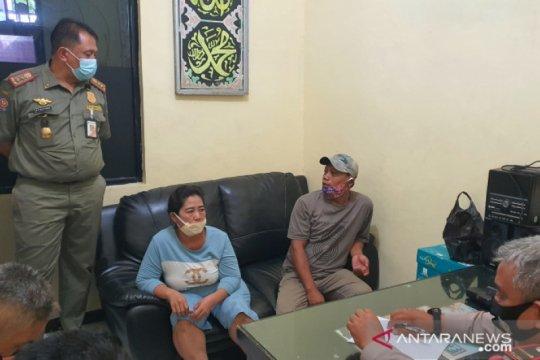 Empat remaja tabrak petugas Satpol PP di Jakarta Pusat