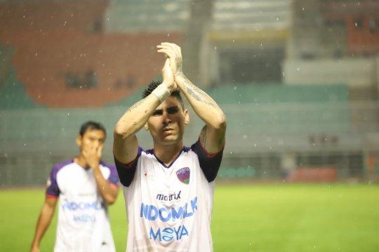 Mateo Bustos putuskan mundur dari Persita karena alasan keluarga
