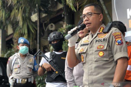 Polisi selidiki perampokan mesin ATM di Kota Malang
