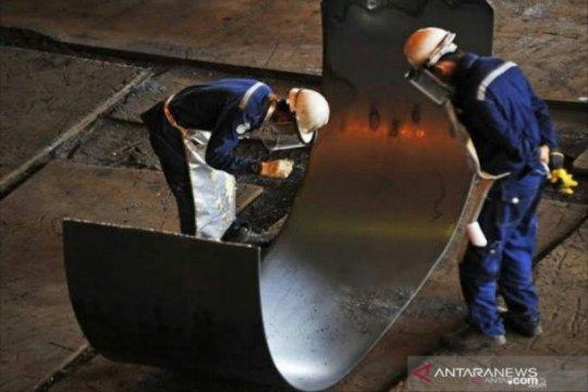 Krakatau Steel bukukan laba operasi 72,67 juta dolar AS di kuartal III
