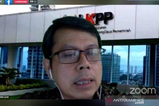 LKPP: Perhatikan aspek penting cegah potensi korupsi alkes saat wabah