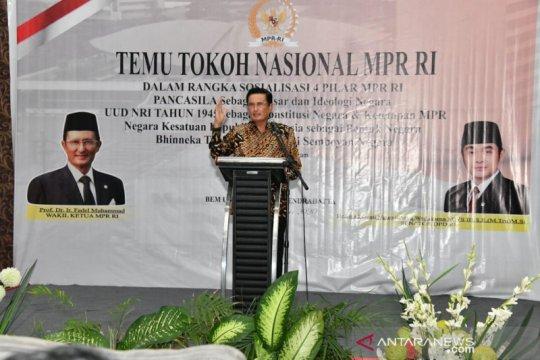 MPR apresiasi kepedulian sosial warga atasi dampak pandemi