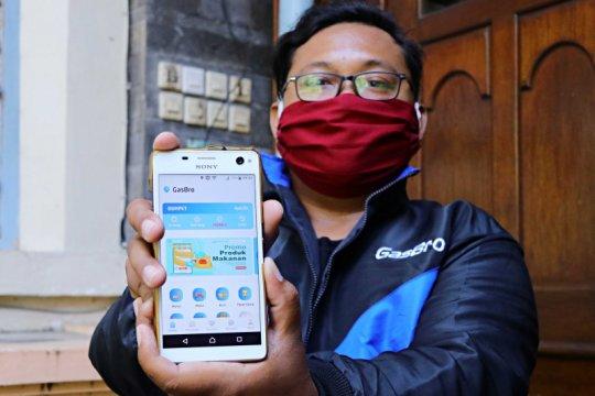 "Warga Kudus ciptakan aplikasi ojek daring lokal ""Gasbro"""