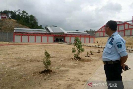 Kemenkumham pindahkan narapidana pelaku penganiayaan ke Nusakambangan