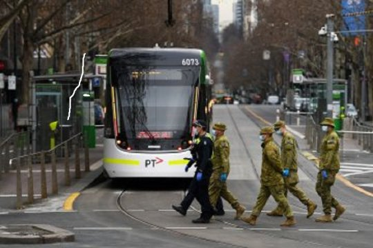 Penguncian ketat Melbourne akan berkurang