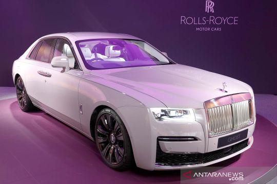 Peluncuran Rolls-Royce Ghost terbaru