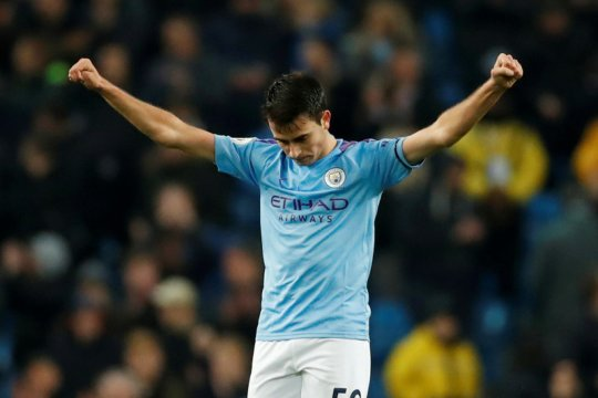 Maaf Barca, Eric Garcia tak mau tinggalkan Manchester City