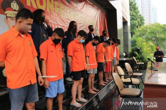 Pesta seks homo di Jaksel terinspirasi kegiatan serupa di Thailand