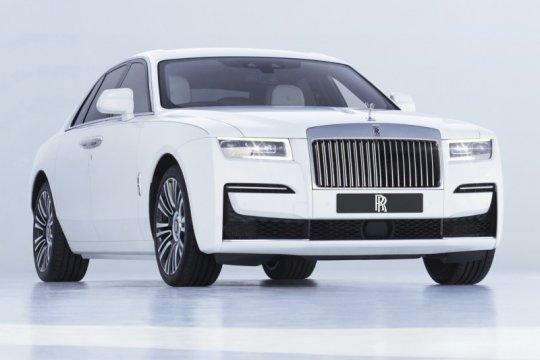 Spesifikasi Rolls-Royce Ghost generasi kedua