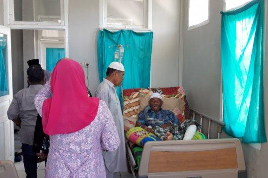 Pelayanan kesehatan di RSU Tobelo dihentikan sementara