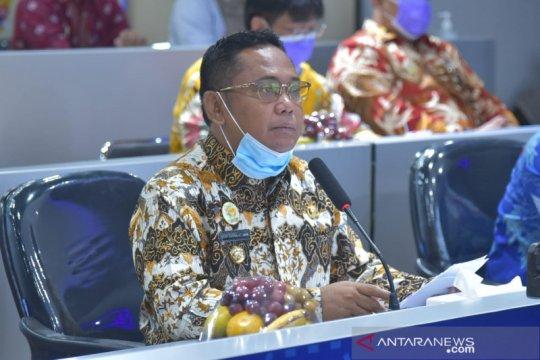 Pelaku UMKM Bekasi diminta produksi 2,5 juta masker dukung Genggam