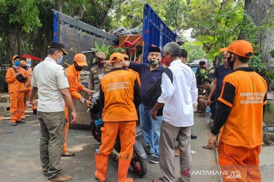 Pemkot Jakpus bantu kosongkan rumah dinas milik Kemendikbud di Menteng