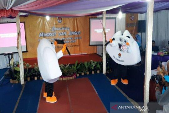"KPU Gunung Kidul luncurkan maskot Pilkada 2020 ""Si Gunung"""