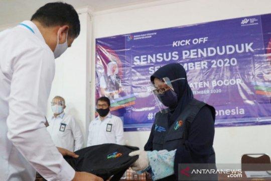 Terbesar se-Indonesia, BPS Bogor terjunkan 3.145 petugas sensus 2020