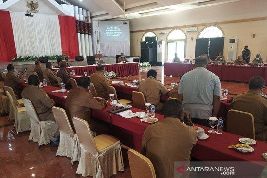 Pejabat: ASN Papua Barat jangan lengah terhadap penyebaran COVID-19