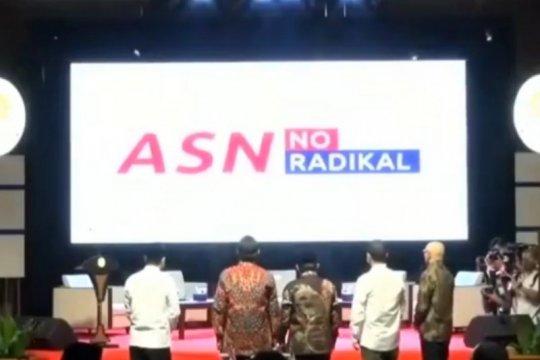 "Kementerian PAN RB luncurkan aplikasi ""ASN No Radikal"""