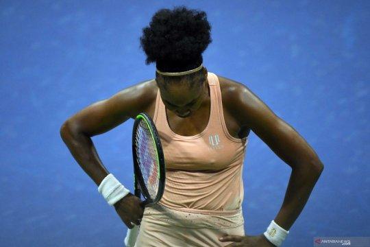 Tenis AS Terbuka: Venus Williams tumbang di babak pertama