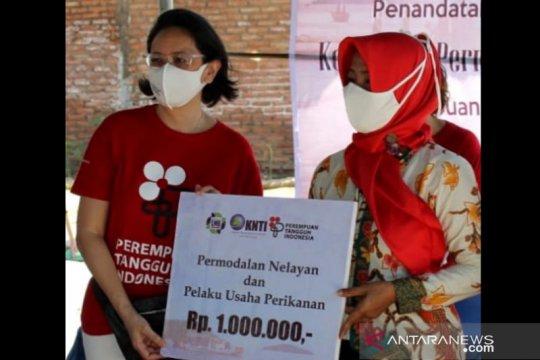 Aktivis perempuan bantu nelayan berupa pinjaman bergulir