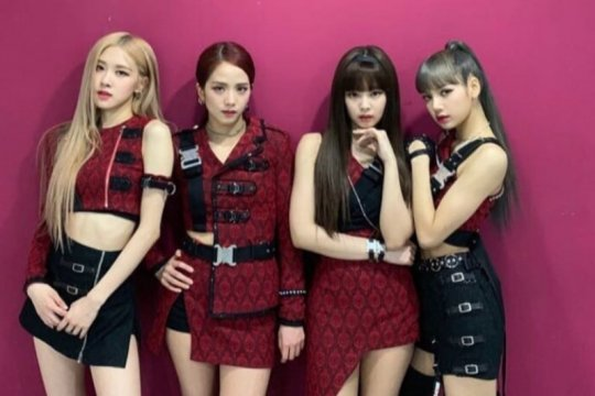 "BLACKPINK ""Kill This Love"" tembus 1 miliar penayangan"