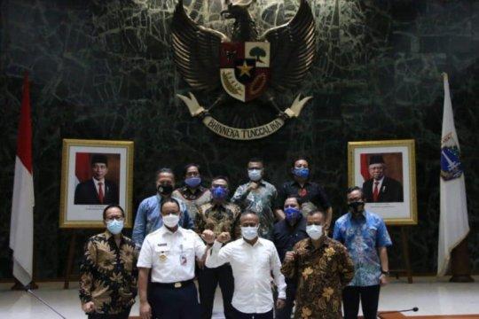 Anies terima usulan PWI Pusat Jakarta jadi tuan rumah HPN 2021