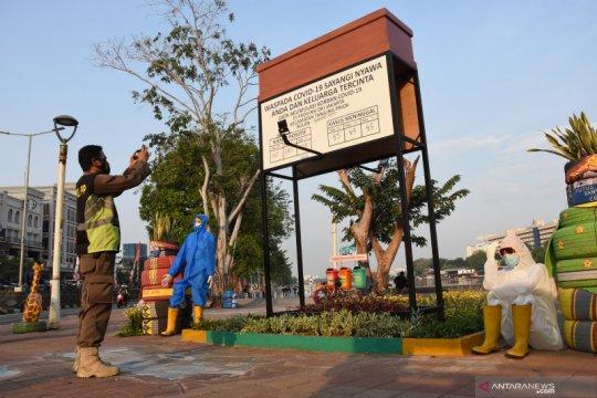 Rabu, kasus baru COVID-19 harian Jakarta kembali sentuh 1.000