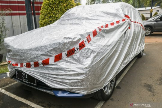 Kejaksaan Agung sita barang bukti mobil Jaksa Pinangki