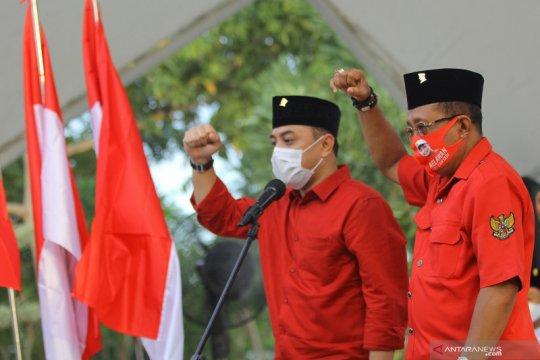PDI Perjuangan usung Eri Cahyadi dan Armuji di Pilkada Kota Surabaya