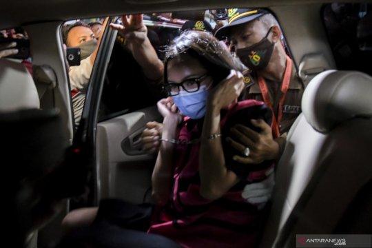 Kejagung serahkan tahap II kasus Jaksa Pinangki ke Kejari Jakpus