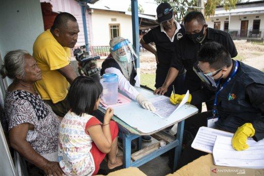 Sensus penduduk 2020 tatap muka di Palembang